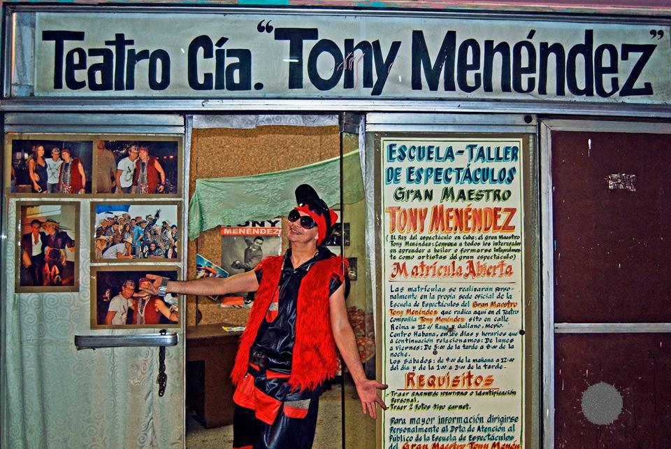 Teatro Compañía Tony Menéndez /Foto: Yuris Nórido