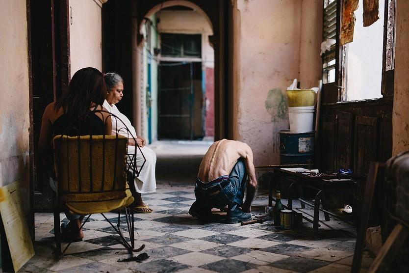 Pequeñas reparaciones / Foto: Raquel Lopez-Chicheri