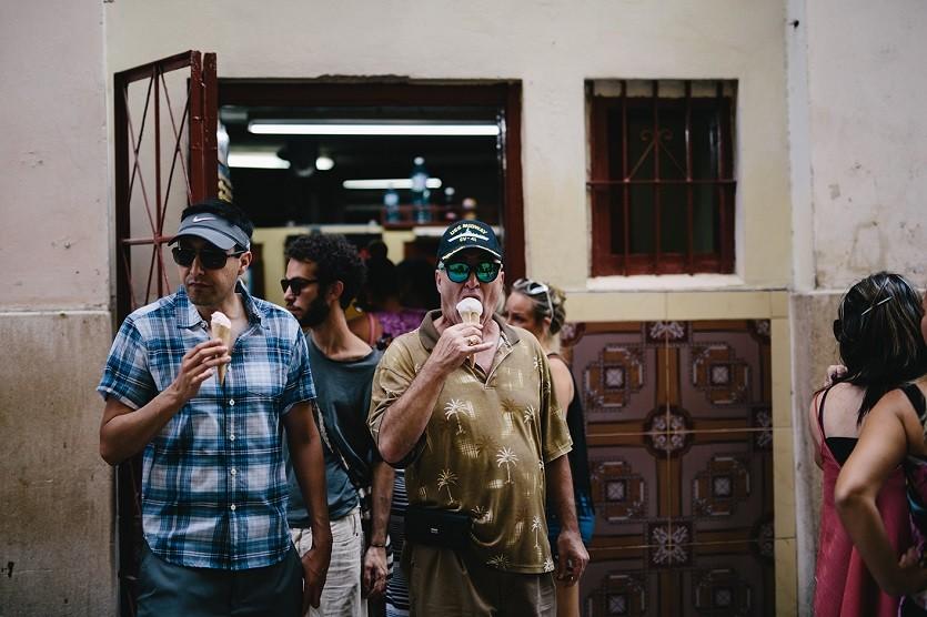 Turistas americanos / Foto: Raquel Lopez-Chicheri