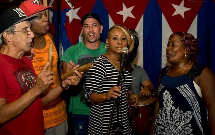 """""""Rumberos"""", Little Havana, año 2016 / Foto: Juan Caballero"""
