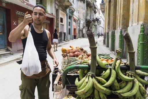 Jose, carretillero / Foto: El Estornudo