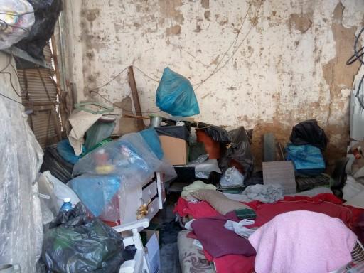 Sitio donde viven Marta y Carlitos / Foto: Cortesía de la autora