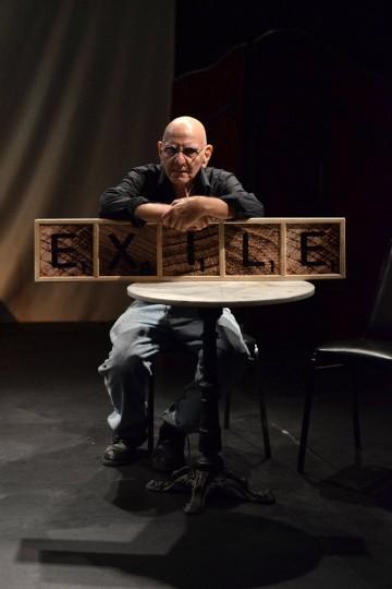 Mario García Joya (Mayito) Miami, Septiembre 2012 Proyecto Exilio realizado por Juan Si González y Frank Guiller Fotografía: Ulises Regueiro