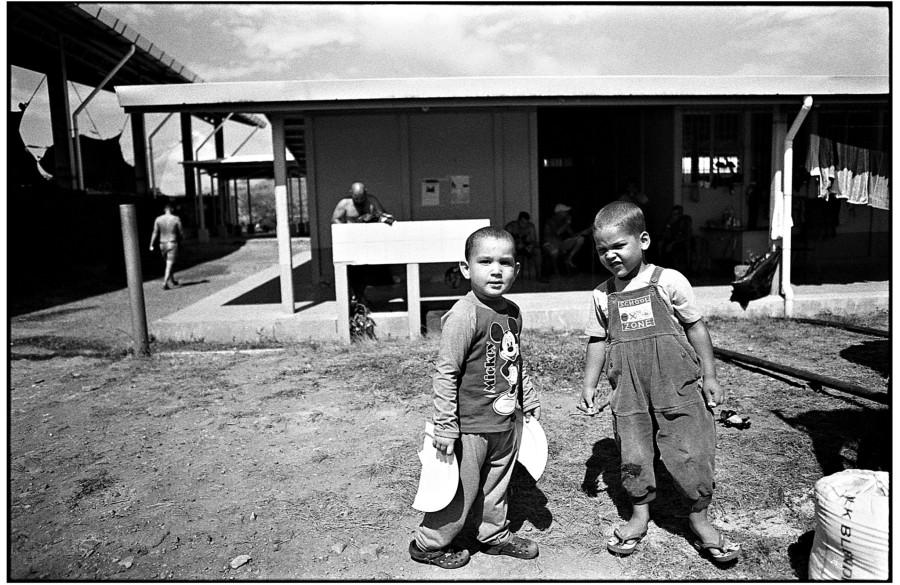 Navidades emigrantes en Costa Rica. Geandy Pavon 2015.