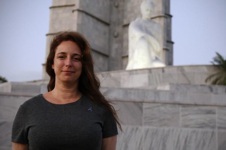 Tania Bruguera / Foto: Cortesía del entrevistado