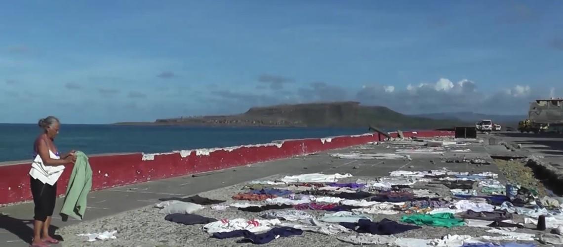Malecón de Baracoa / Foto: Cortesía del autor