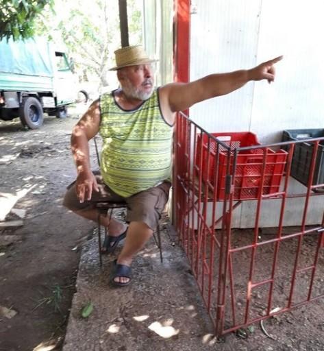 """Carlos """"El Gordo""""/Foto: Cortesía del autor"""
