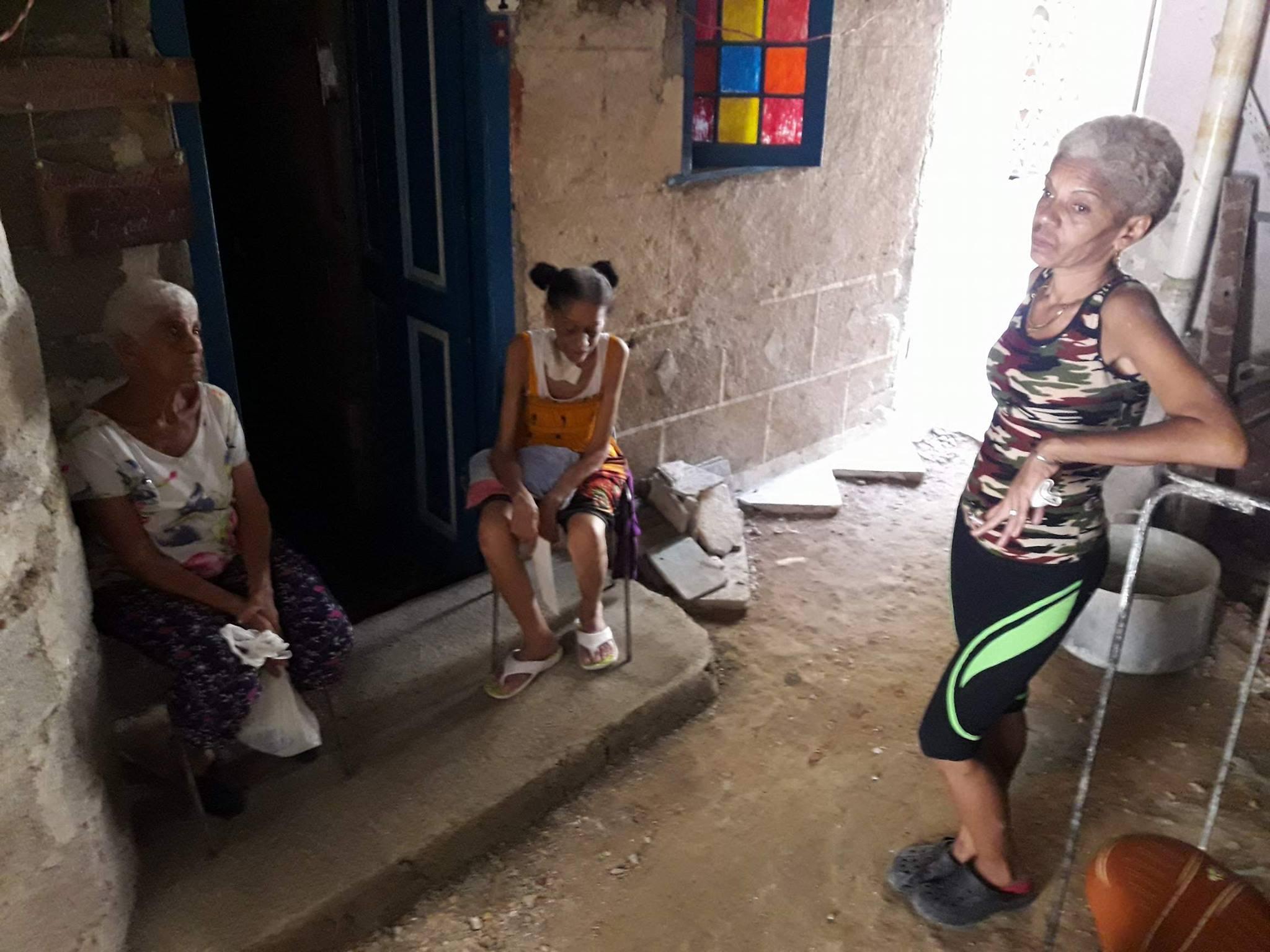 ecinos de Centro Habana / Foto: Abraham Jiménez