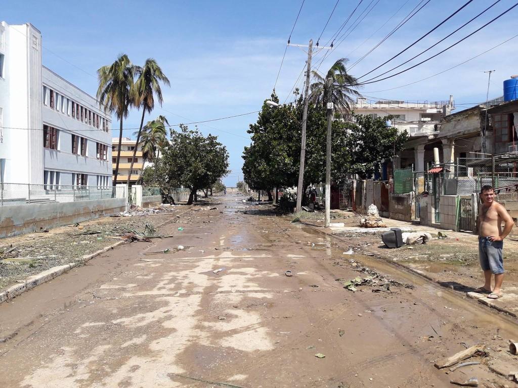 La Habana después de Irma / Foto: Abraham Jiménez Enoa