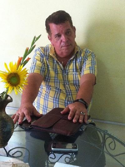 Roberto Rodríguez Díaz / Foto: Cortesía del autor