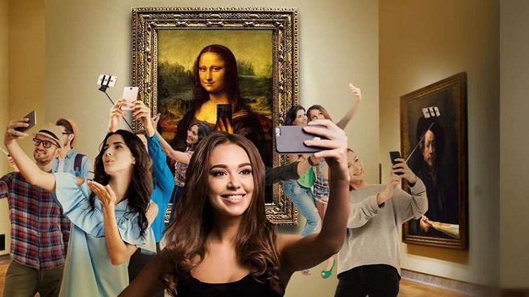 Foto: The museum of selfies