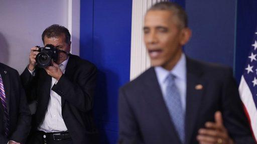 Pete Souza / foto: GETTY IMAGES