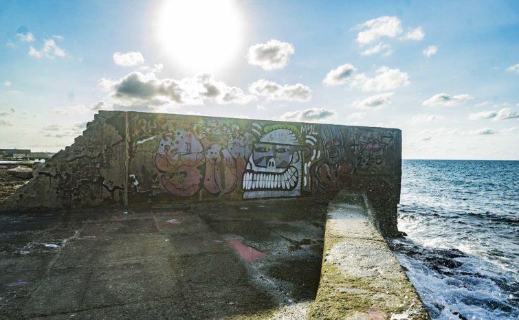 Mr. Myl. Grafitis. La Habana.