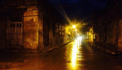 Calle del municipio de Cárdenas / Foto: Carlos Manuel Álvarez