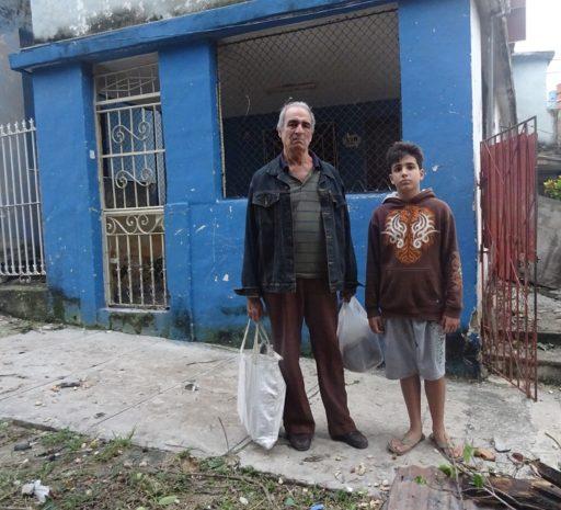 Manolo y Jorgito / Foto: Cortesía del autor