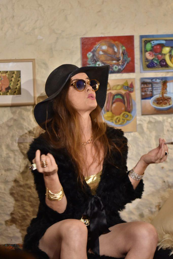 Patricia Jacas como Alisa / Foto: José Luis Laborda