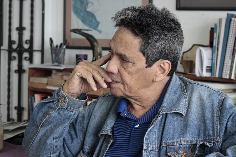 Reinaldo Escobar / Foto: El Estornudo