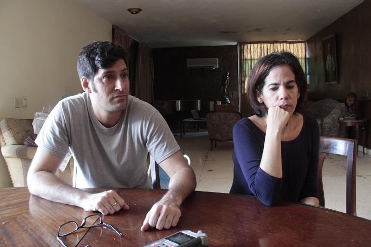 Ailer González Mena y Claudio Fuentes / Foto: El Estornudo