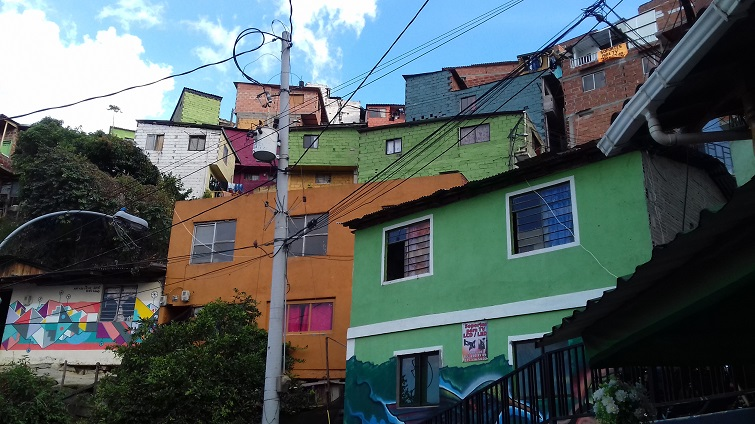 Comuna 13 / Foto: Yoe Suárez
