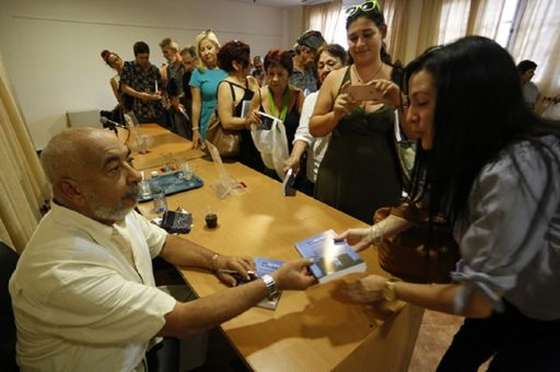 Leonardo Padura / Foto: IPS Cuba