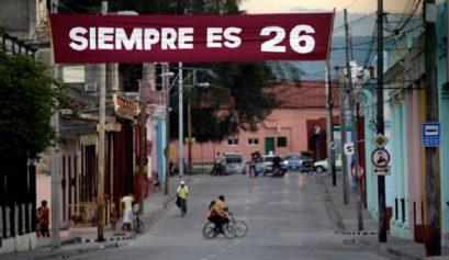 En Cuba se celebra cada 26 de julio el aniversario del asalto por Fidel Castro al Cuartel Moncada en 1953.