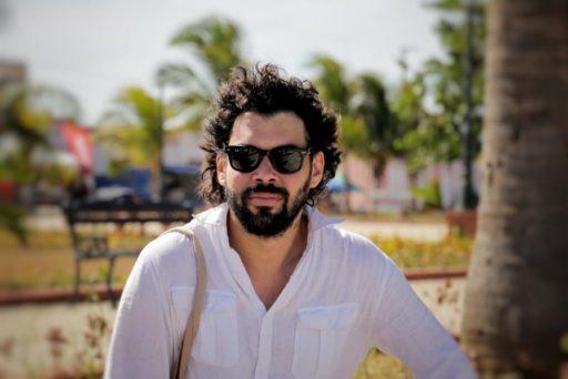 Cineasta cubano Carlos Lechuga