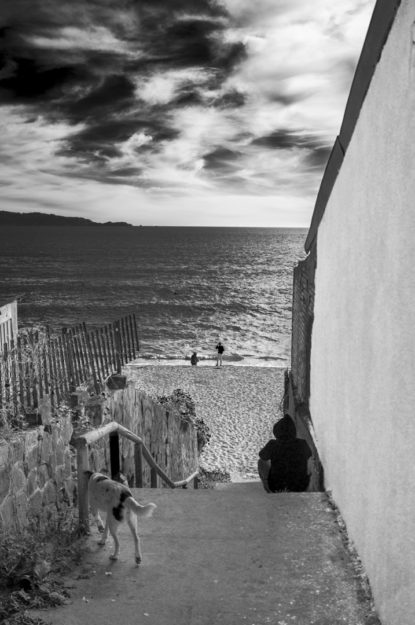 Ruber Osoria. Chile: Después, siempre, el mar...