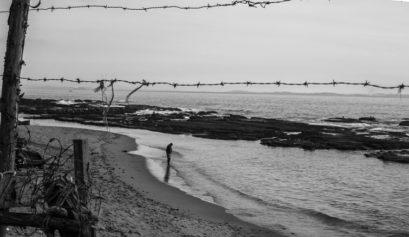 Fotografía: Ruber Osoria. Biobío, Chile: Después, siempre, el mar... Costa del Biobío.