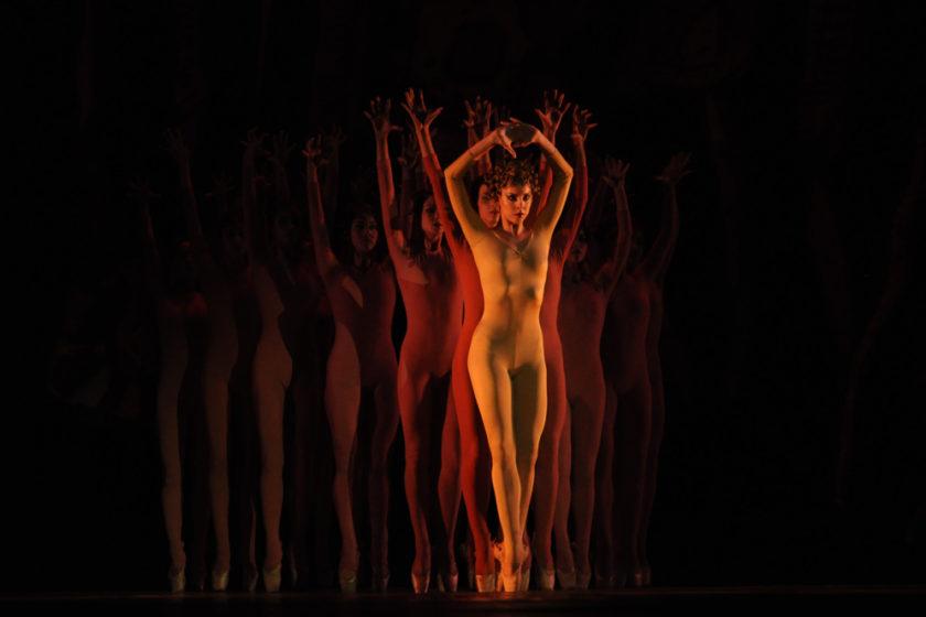 Yailin Alfaro Guillén. Ballet Nacional de Cuba.