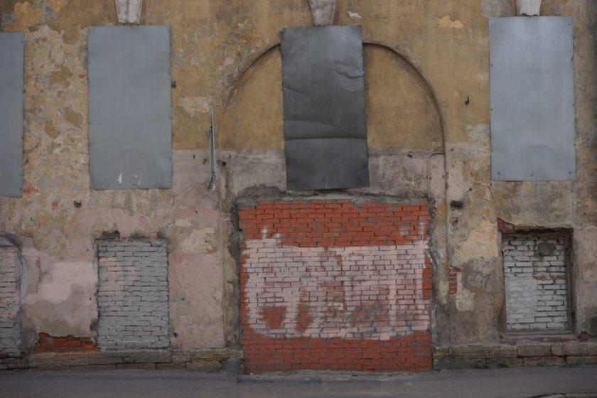 Kommunalka, San Petersburgo. The Red Stone. Alejandro Taquechel.