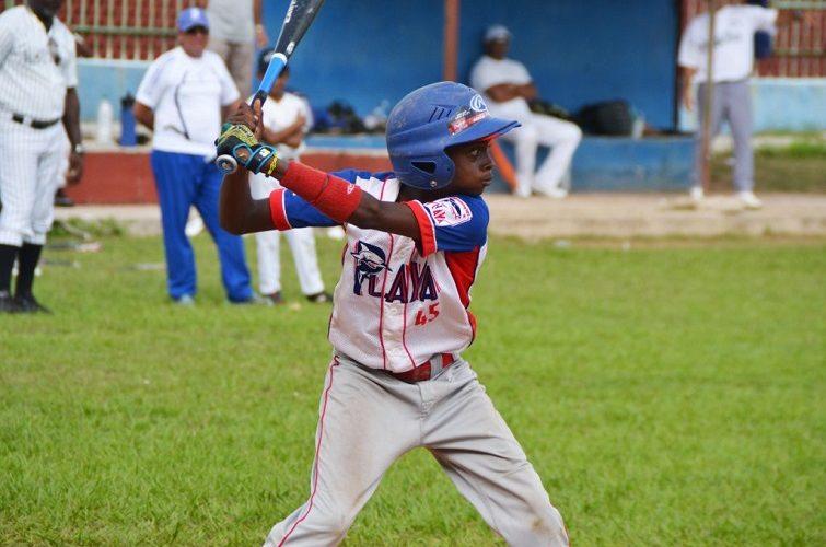 Pelotero cubanos cubano menor de edad