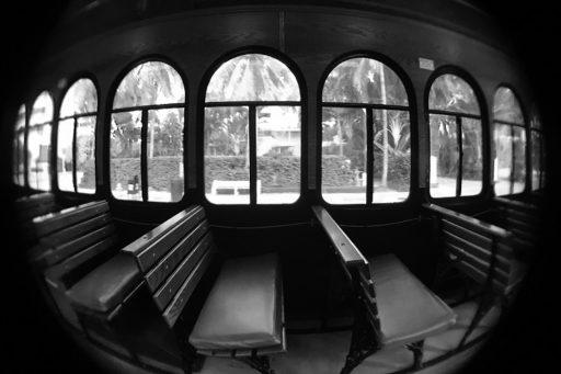 Autobús en Miami