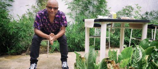 Músico cubano Vanito Brown