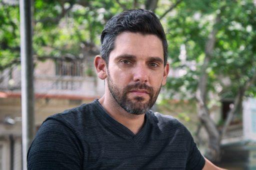 Arquitecto cubano Yoandy Rizo Fiallo.