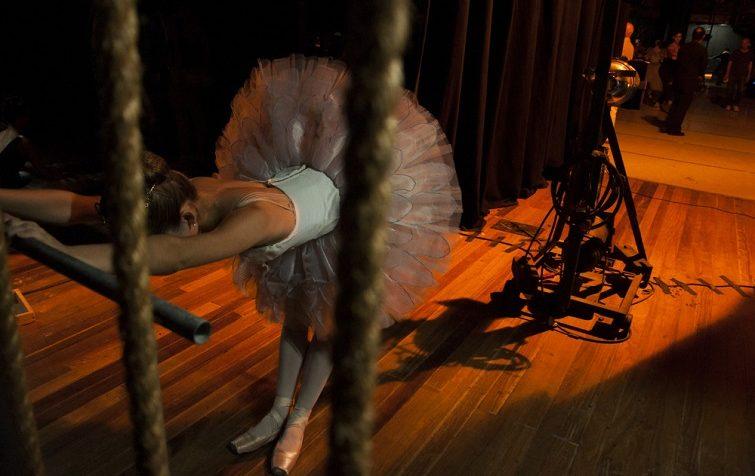 Yailín Alfaro Guilén. Ballet Nacional de Cuba. Cuerdas.