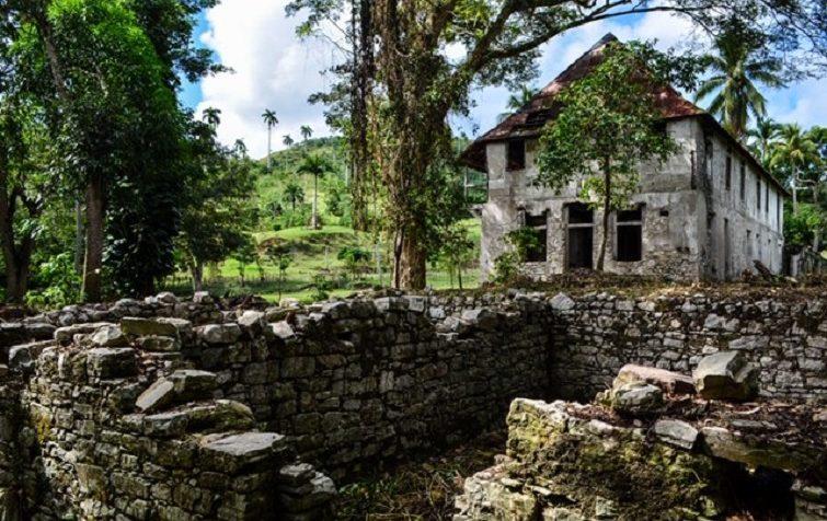 Edgar Brielo. Hacienda Fraternidad.