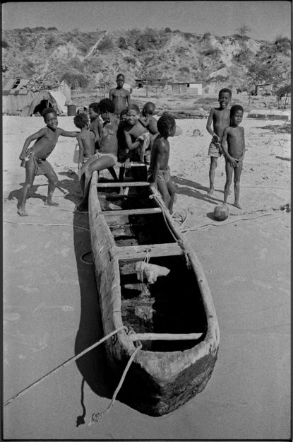Juan Carlos Borjas. Angola: Retratos de la guerra.