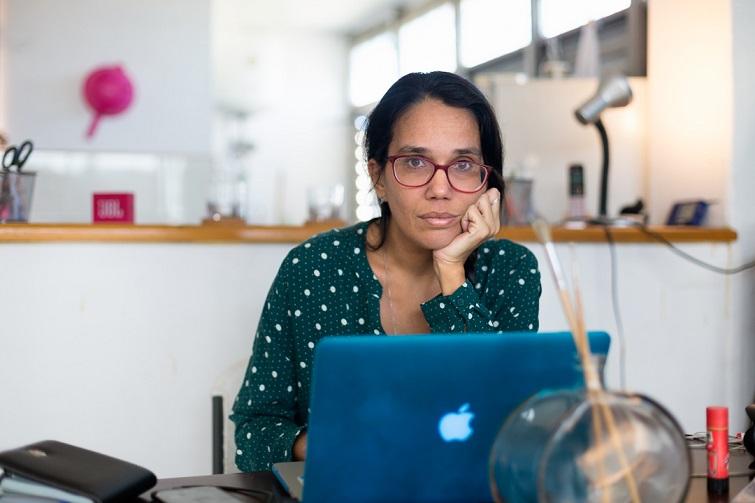 Periodista Luz Escobar