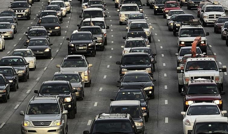 Tráfico en Miami