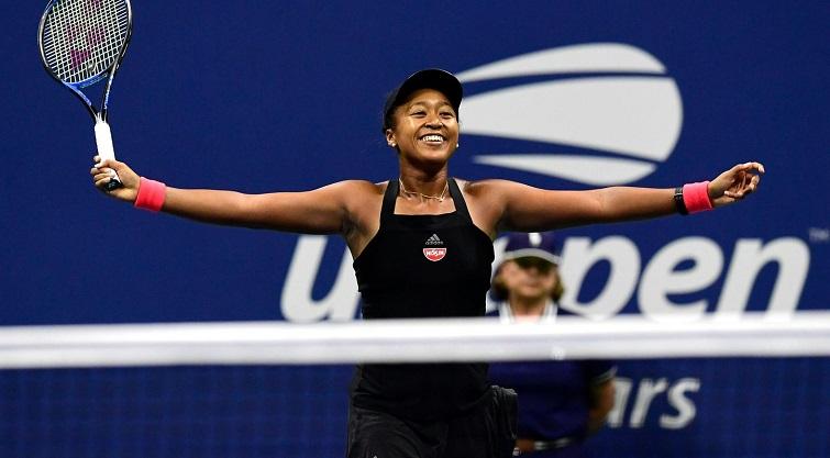 Naomi Osaka gana su primer Grand Slam en el US Open 2018/ Foto: Web de WTA