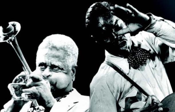 Chano Pozo y Dizzy Gillespie