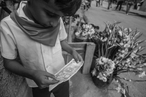 Manuel Almenares. La Habana. Fotos callejeras.