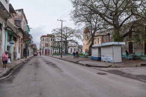 Calle Vives en el barrio de Jesús María / Foto: Evelyn Sosa