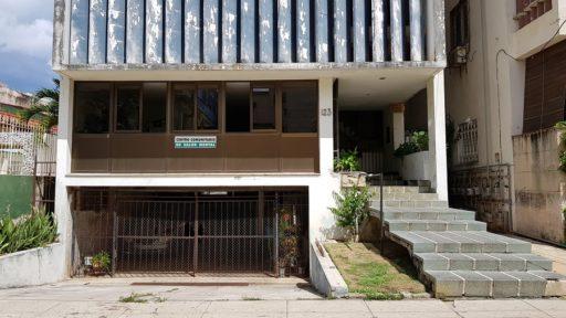 Centro Comunitario de Salud Mental de Plaza de Revolución.