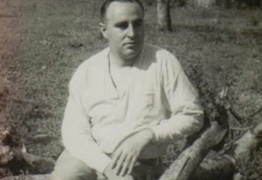 Ángel Gaztelu, circa 1937 / Foto: Cortesía del autor