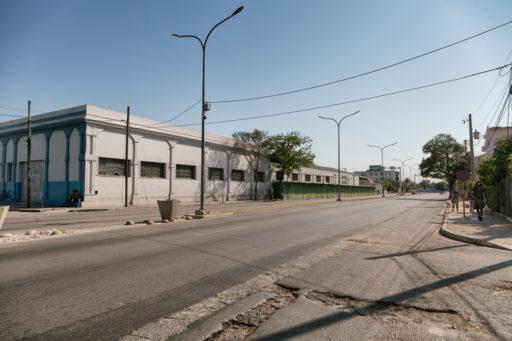 Cuarentena por Covid-19 en la zona de El Carmelo (La Habana) / Foto: El Estornudo