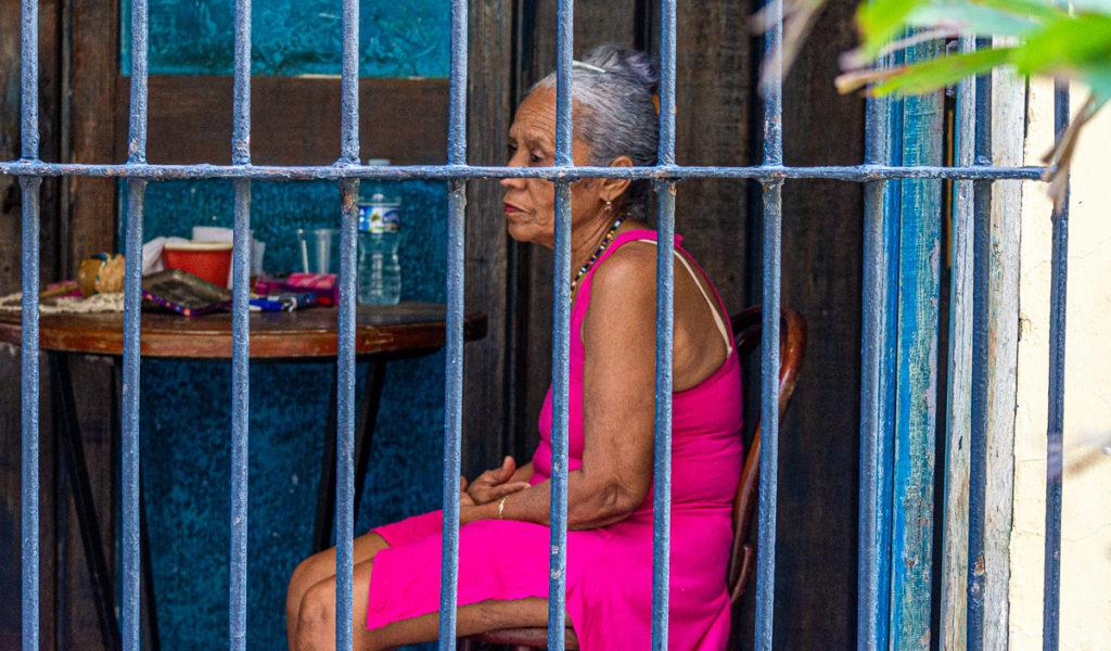 En Cuba el 15 % de los adultos mayores vive solo