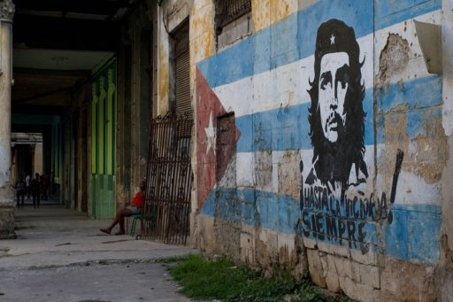 Mural en Centro Habana/Foto: Dahian Cifuentes.