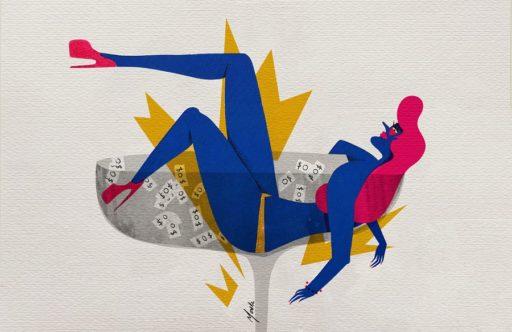 Ilustración de Miguel Monkc