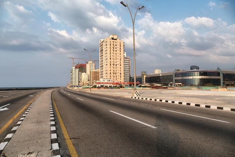 La Habana desierta en tiempos de coronavirus / Foto: El Estornudo